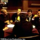 Scott Caan, Vin Diesel, Giovanni Ribisi, Jamie Kennedy and Nicky Katt on the set of New Line Cinema's drama, Boiler Room - 2/2000 - 350 x 233