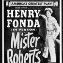 Mr Roberts (Henry Fonda) Broadway