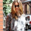 Jessica Biel - Out In New York City, 2010-06-08