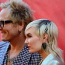 Musician Matt Sorum and Ace Harper attend the MusiCares MAP Fund Benefit Concert at Club Nokia on May 12, 2014 in Los Angeles, California - 454 x 302