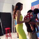 Richard Gutierrez, Sarah Lahbati - Smart Parenting Magazine Pictorial [Philippines] (July 2014) - 454 x 603