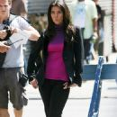 "Roselyn Sanchez - On The Set Of ""Without A Trace"" - August 11 2008"