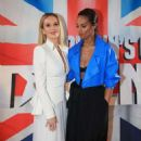 Alesha Dixon and Amanda Holden – Britain's Got Talent Auditions in Manchester - 454 x 722