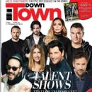 Despoina Vandi - Down Town Magazine Cover [Cyprus] (19 February 2017)