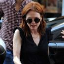 Julianne Moore at Milan Fashion Week in Milan - 454 x 566