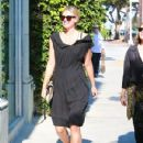 Maria Sharapova is seen out and about in Los Angeles, California on August 1, 2016 - 431 x 600