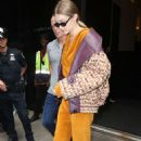 Gigi Hadid – Visits to Zayn Malik in NYC
