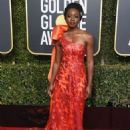 Danai Gurira : 76th Annual Golden Globe Awards - 454 x 599