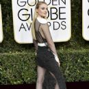 Sophie Turner –The 74th Golden Globe Awards in Beverly Hills 01/08/ 2017