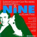 NINE Original Concert Cast Recording Starring Elaine Paige and Jonathan Pryce - 454 x 454
