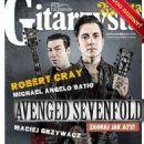 Zacky Vengeance & Synyster Gates - 454 x 599
