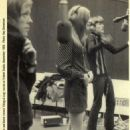 Feathers at Trident studios, November 1968