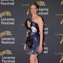 Hilary Swank – Reciving the Leopard Club Award at Locarno Film Festival 2019 in Switzerland - 454 x 713