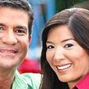 Edu Manzano and Pinky Webb