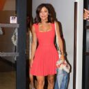 Bethenny Frankel out for dinner in New York City - 454 x 681