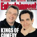 Ben Stiller - Entertainment Weekly Magazine [United States] (13 October 2000)