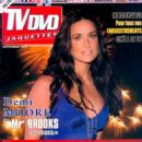 Demi Moore - TV Dvd Jaquettes Magazine Cover [France] (September 2008)