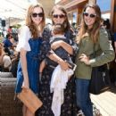 Danielle Panabaker–Madewell and the Surfrider Foundation Collaboration Launch in Malibu