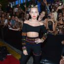 Miley Cyrus attends the 2013 MTV Video Music Awards at the Barclays Center on August 25, 2013 in the Brooklyn borough of New York City
