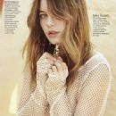 Camille Rowe Elle Italy January 2012