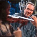 Director Wes Craven on the set of Music Of The Heart - 10/99 - 350 x 236