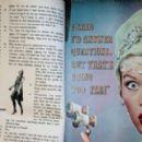 Dorothy Provine - Movieland Magazine Pictorial [United States] (July 1961)