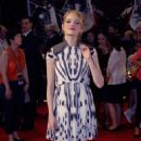 "Emma Stone: ""Amazing Spider-Man"" premiere at Lotte Cinema in Seoul"