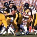Terry Bradshaw vs. L. A. Rams in Super Bowl XIV