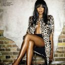 Naomi Campbell - Vanity Fair Magazine Pictorial [Spain] (November 2014)
