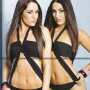The Bella Twins Maxim Spain May 2012