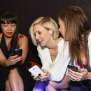 Ashlee Simpson at the Samsung Galaxy S III event in NYC (July 19)
