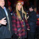 Jennifer Lopez – Heading to the SNL cast dinner in New York