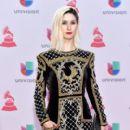 Francisca Valenzuela- 16th Latin GRAMMY Awards - Red Carpet - 400 x 600