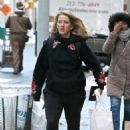 Ellie Goulding – Shopping in New York City