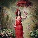 Rowan Blanchard – For Rodarte – Fall 2018 Ready-to-wear Collection