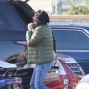 Shannen Doherty in Green Jacket – Shopping in Malibu - 454 x 642