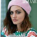 Phoebe Tonkin for Harper's Bazaar Australia Magazine (November 2018) - 454 x 616