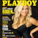 Eva Perkausová - Playboy Magazine Cover [Czech Republic] (January 2013)