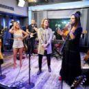 Maren Morris – Performs Live at SiriusXM Studios in New York City - 454 x 303