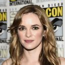 Danielle Panabaker – 'The Flash' Press Line at Comic-Con 2016 in San Diego