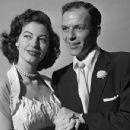 Frank Sinatra and Ava Gardner - 454 x 349