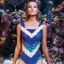 Toni Garrn for Agua de Coco Summer 2015