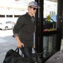 Hayden Christensen Is Seen at LAX