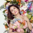 Salma Hayek Lofficiel Paris Magazine March 2015