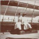 GrDss Olga Nikolaevna and GrDss Tatiana Nikolaevna on Yacht Standart - 454 x 444