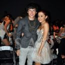 Graham Phillips and Ariana Grande - 398 x 600