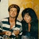 George Michael and Kathy Jeung - 230 x 209