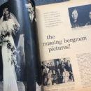 Ingrid Bergman - Modern Screen Magazine Pictorial [United States] (May 1948) - 454 x 339