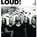 Katatonia - Loud Magazine Cover [Portugal] (September 2012)