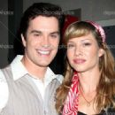 Rick Hearst and Sarah Brown